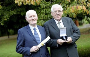Co Donegal brothers' courage formally recognised 63 years after sea rescue