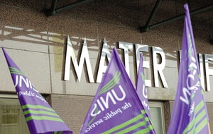 Unison ballots member on industrial action