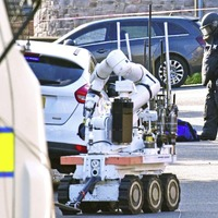 Families forced from homes as pipe bomb discovered in west Belfast