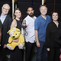 Global superstar is surprise guest on Children In Need documentary