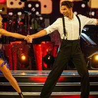 Strictly's Nadiya thanks David James for 'beautiful journey'
