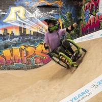 Wheelchair motocross world champion Lily Rice calls for Paralympic event