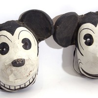 Rare Mickey Mouse masks to be sold at auction