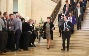 MLAs' bid to block abortion reform fails at Stormont