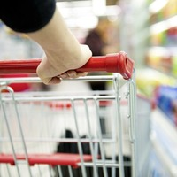 Northern Ireland shoppers visiting the supermarket more often, but are picking up fewer groceries