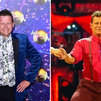 Mike Bushell's wife shares her thoughts on his Strictly weight loss