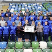 Uefa Grassroots gold award for Irish Football Association