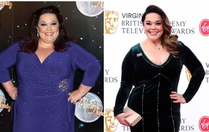 The most astonishing Strictly Come Dancing body transformations