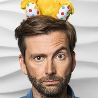 David Tennant: Singing on Children In Need's album like national service