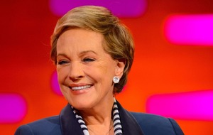 Dame Julie Andrews: I wasn't harassed because my husband was so respected