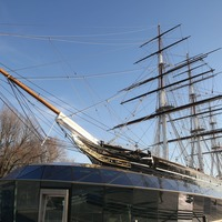 In Video: Riggers get Cutty Sark shipshape for 150th anniversary