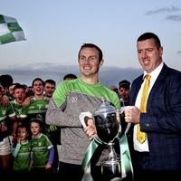 The Irish News Antrim Senior Football Club Allstars 2019