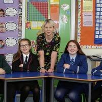 Top class pupils exhibit knowledge in TV quiz