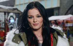 EastEnders star Katie Jarvis 'overwhelmed' at support over job revelation