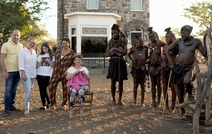 Scarlett Moffatt praised for 'eye opening' programme about Namibian tribe