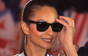 Alesha Dixon: I'm more relaxed over the birth of my second child