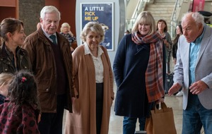 Timothy West returns in first look at new series of Last Tango In Halifax