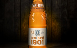 Irn-Bru launching 'old and unimproved' version from original 1901 recipe