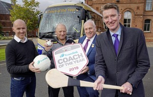 Ulster GAA launches 2019 Coach of the Year Awards