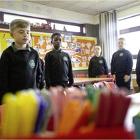 Pupils using breathing to dramatically improve learning and behaviour