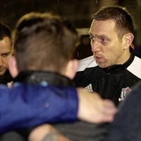 A rebuild is needed at St Gall's: New manager Paddy Murray