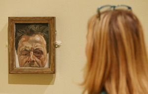 New exhibition of Lucian Freud self-portraits shows ageing process