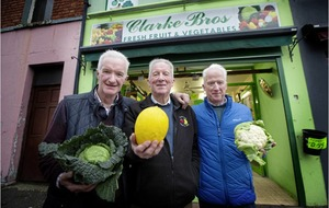 Clarke Bros Fruit & Veg closes after 47 years serving west Belfast