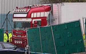PSNI assisting Essex Police after 39 bodies found in lorry that 'originated in Northern Ireland'