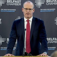 Simon Coveney says Stormont consent on Brexit deal cannot be unionist or nationalist veto