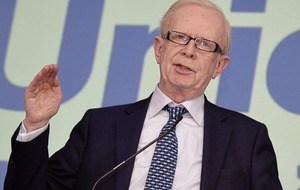 Northern Ireland will become overseas territory of EU, Reg Empey claims