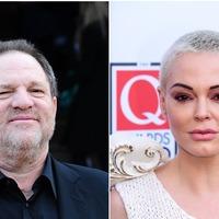 Rose McGowan accuses Harvey Weinstein in lawsuit of racketeering
