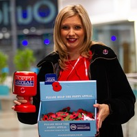 Rachel Riley among stars joining covert Poppy Appeal campaign