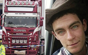 Police search three addresses in Co Armagh over Essex lorry deaths