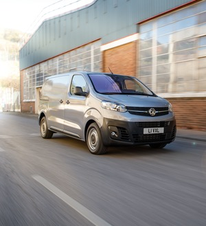 Vauxhall Vivaro: Fully-loaded with versatility