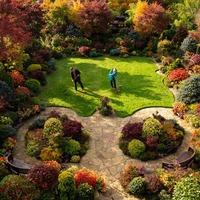 In Pictures: UK awash in autumn splendour