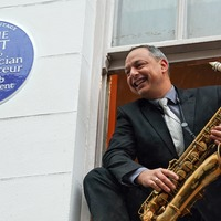 Blue plaque for jazz musician Ronnie Scott at site of first London club