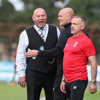 A win tonight would be a massive boost for Mick McDermott's Glentoran