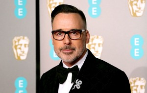 David Furnish pays tribute to his 'beautiful, angelic mother' after her death