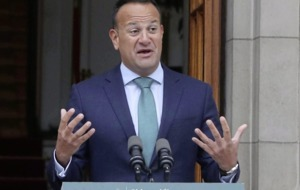 I would like a united Ireland but it must be a warm place for unionists and British people - Leo Varadkar
