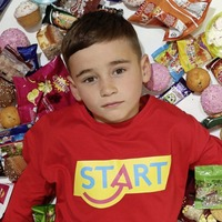 Children in north eating seven times recommended amount of unhealthy 'treats'