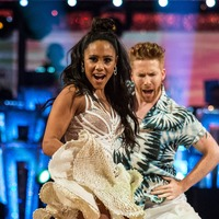 Strictly's Alex Scott and Neil Jones open up about their relationship