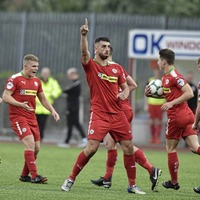 Many more goals to come from Cliftonville 'legend' Joe Gormley - Paddy McLaughlin