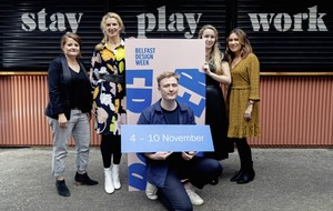 Belfast's first Big Design Day Out