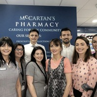 Newry business awarded UK independent pharmacy team of the year