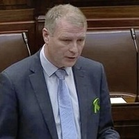 Sinn Féin TD Martin Kenny's car targeted in suspected arson attack