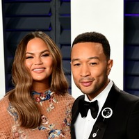 Chrissy Teigen and John Legend pick their favourite for next US president