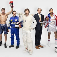 Richard Hammond and Tim Lovejoy become mustachioed sports stars for Movember