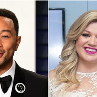 John Legend and Kelly Clarkson re-write classic Christmas song for #MeToo era