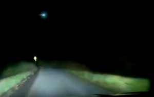 Fireball spotted in the skies over the UK and Ireland