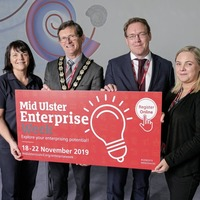 Mid Ulster stages first enterprise week to support businesses